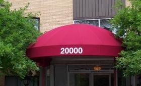 Entrance Canopy - Fairview Park, Ohio