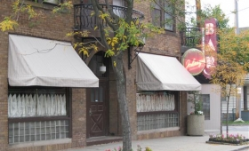 Window Awnings with Valance - Cleveland, Ohio