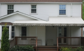 Stationary Awning - North Olmsted, Ohio