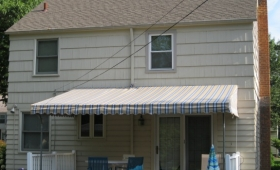 Patio Awning - Rocky River, Ohio
