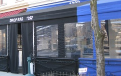 Awnings And Are 42 Feet Wide With A 14 Foot Projection Supported By 5 Piece Steel Awning Frame The Curtains Feature Both Black Mediterranean